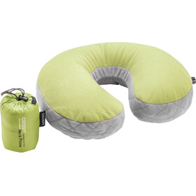 Cocoon Air Core Neck Pillow Ultralight Wasabi/Grey